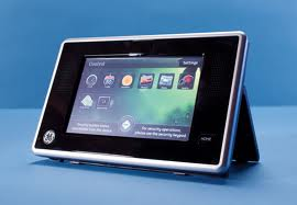 ADT GE Touch Screen